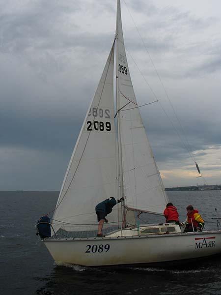 лодка онего 242